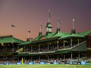 Australia's Sydney Cricket Ground. SPN have acquired the media rights for India's tour Down Under in 2018. Getty