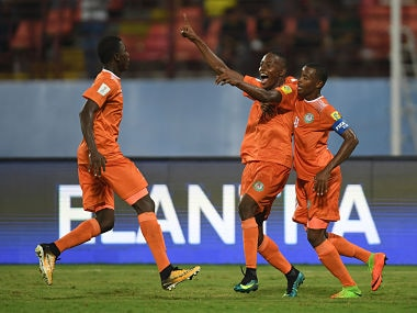 FIFA U-17 World Cup 2017: Debutants Niger edge out North Korea to get campaign off to winning start