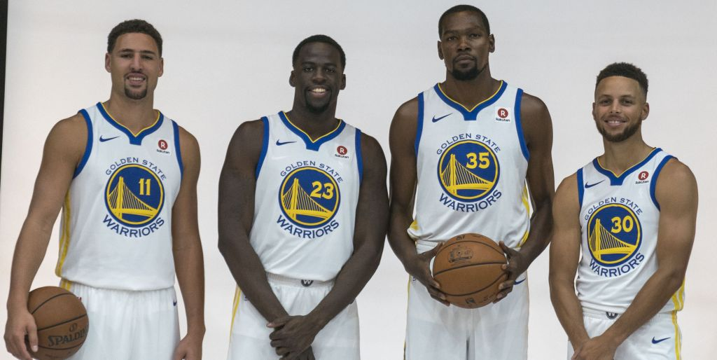 NBA 2017-18 preview: With no glaring weaknesses, the great ...