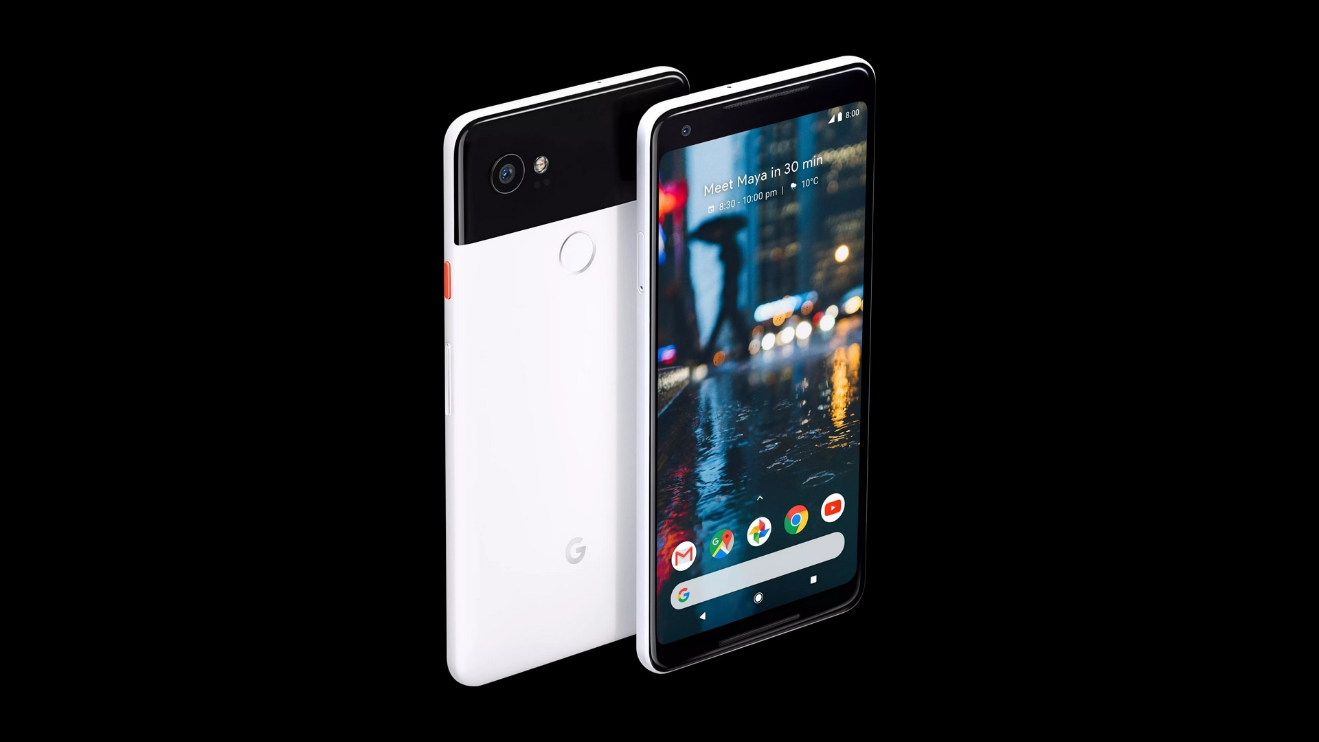 The Google Pixel 2 XL