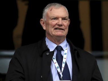 File image of Football Association Chairman Greg Clarke. AP