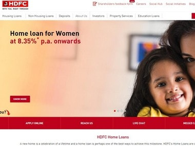 HDFC July-September quarter consolidated net profit spurts 17% to Rs 2,869 cr