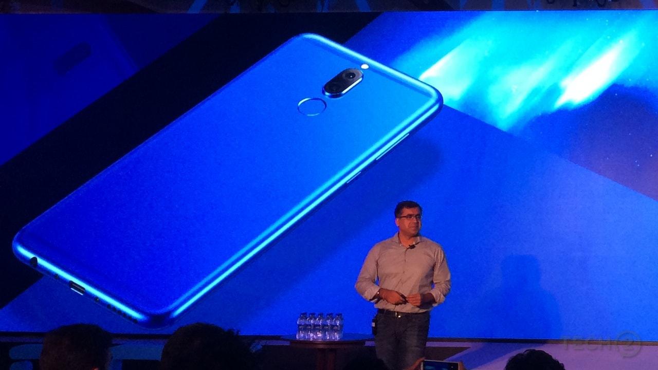 The Huawei Honor 9i