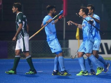Hockey Asia Cup 2017: Indias victory over Pakistan came despite them playing far from their best hockey