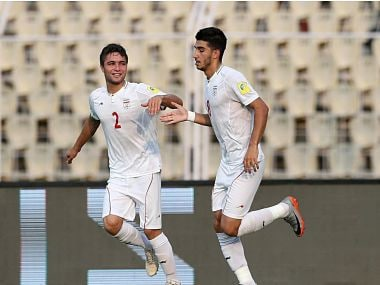 FIFA U-17 World Cup 2017: Tactically astute Iran outwit Mexico to set up quarter-final clash with Spain
