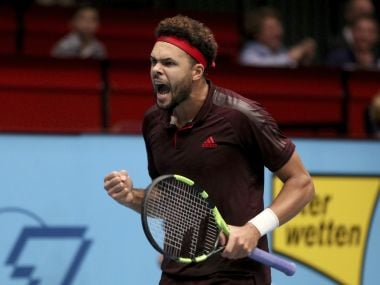 Vienna Open: Jo-Wilfried Tsonga beats Philipp Kohlschreiber to set up all-French final against Lucas Pouille