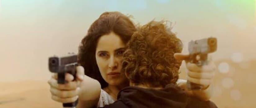 A still from Katrina Kaif-Hrithik Roshan-starrer Bang Bang. Image via Facebook