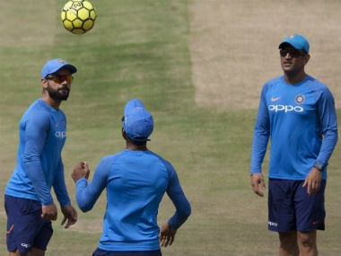 The eight-wicket defeat to Australia in Guwahati might have served as a wake-up call for India. AP