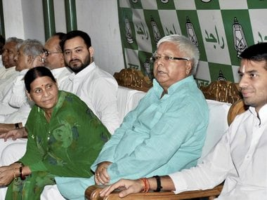 Lalu Prasad Yadav to be chief guest at Congress programme in Patna today