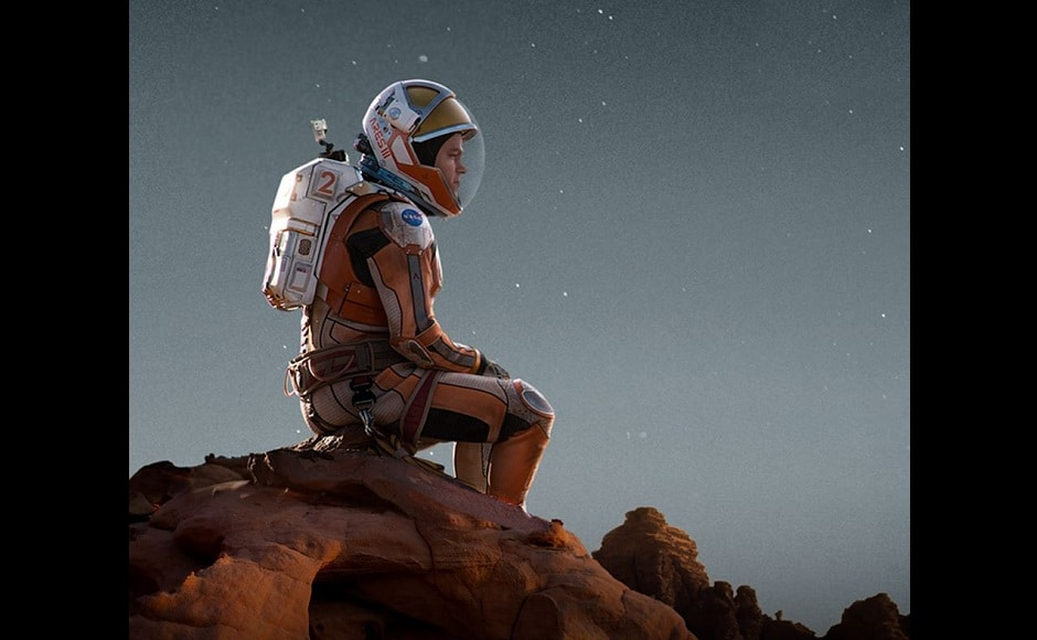 In 2015, Damon appeared in the sci-fi futuristic film, The Martian. The film was a huge success and was lauded unanimously for its content, special effects, story and performances (especially of the protagonist played by Damon). The film along with Damon received multiple nominations that year at all the major awards, including The Academy Awards, The Golden Globes, The BAFTA and many more. Damon won the Best Actor Golden Globes for his performance in the film. Image via Facebook/ The Martian.