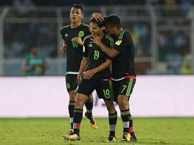 File image of Mexico U-17. @FIFA.com