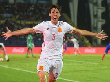 FIFA U-17 World Cup 2017: Abel Ruizs late penalty sends Spain into quarter-finals, France knocked out