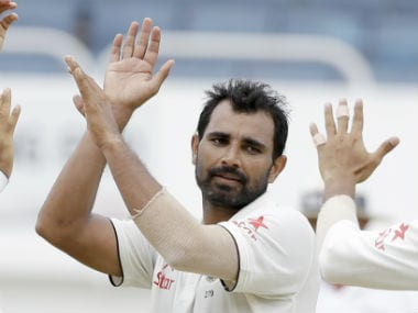 Mohammed Shami says he was confident of proving his innocence in wake of corruption charges