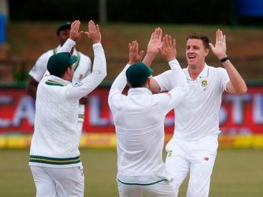 File picture of Morne Morkel. Twitter @ICC