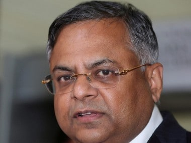A file photo of N Chandrasekaran, Chairman, Tata Group Reuters