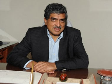 File image of Nandan Nilekani. Reuters