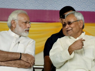 Nitish Kumar praises RSS: By lauding Sangh, JD(U) chief makes his alignment with BJP complete, unquestionable
