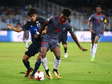 FIFA U-17 World Cup 2017: New Caledonias dogged defending against Japan earns them first point of tournament