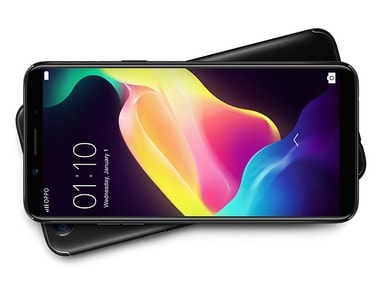Oppo F5 launched in the Philippines; features 6 GB RAM, 20 MP selfie camera and a 6-inch 18:9 display