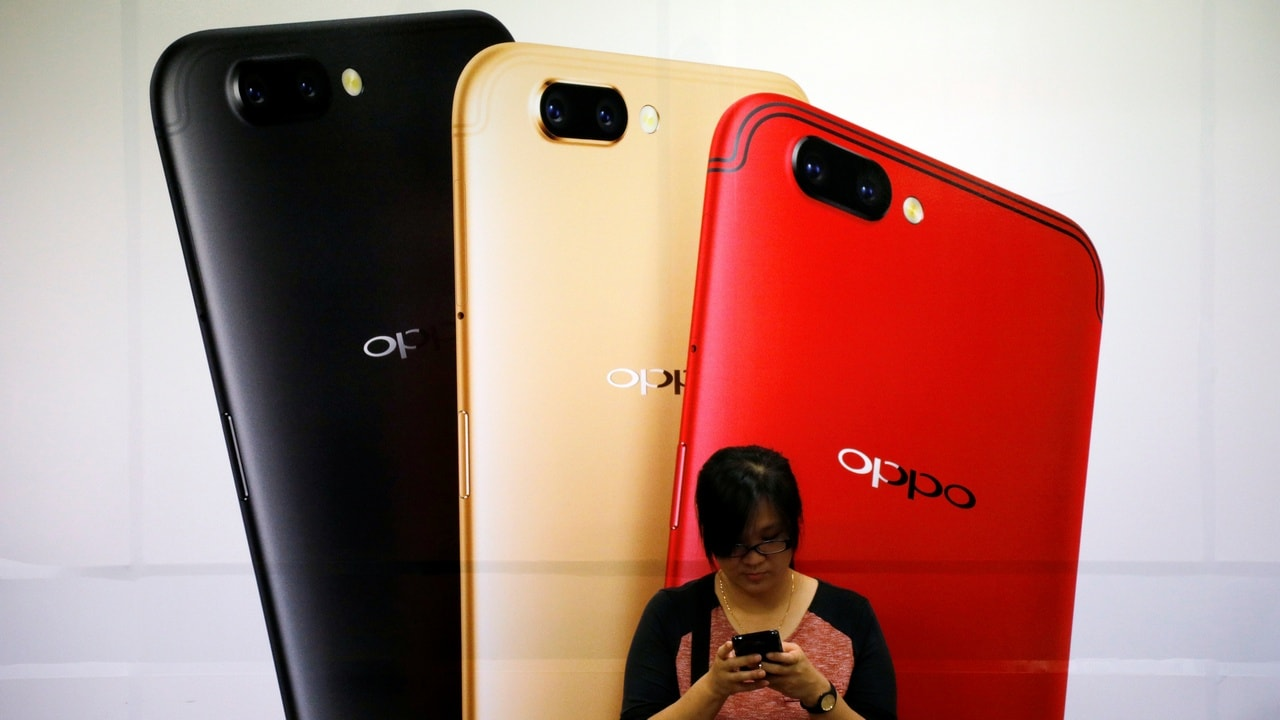 Oppo says its flagship Find X will have a screen-to-body ratio of above 90 percent