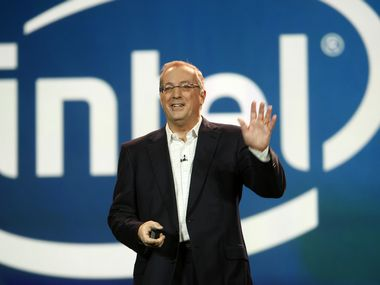 Former chief executive of Intel Paul Otellini dies in his sleep at the age of 66