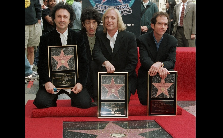 Tom Petty and the Heartbreakerswas together for over thirty years and sold over thirty million albums. Image from Reuters