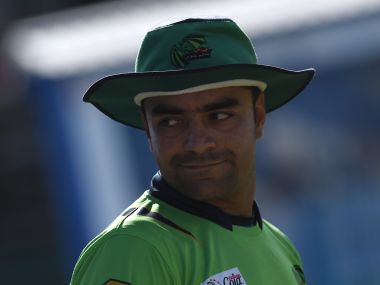 Aghanistan star Rashid Khan hopes cricket can restore peace and stability to the country