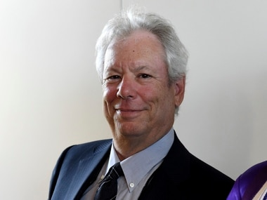 File image of richard Thaler. AP