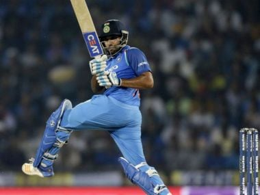 File image of Rohit Sharma. AP