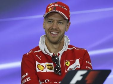 Mexican Grand Prix: Sebastian Vettel sets sights on winning the last 3 races irrespective of championship result