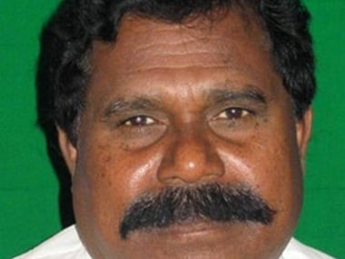 File image of Nand Kumar Sai. Image credit: www.elections.in