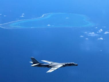 South China Sea. Representational image. AP
