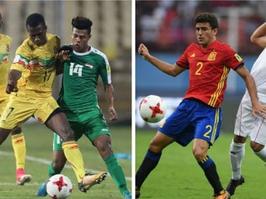 FIFA U-17 World Cup 2017: Spains midfield in for stern Mali test with spot in final on the line