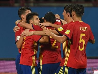 FIFA U-17 World Cup 2017 quarter-final, Spain vs Iran, Football Match Result: La Roja beat Iran to book semis spot