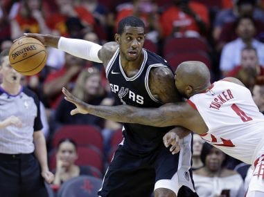 NBA: San Antonio Spurs, LaMarcus Aldridge agree on three-year extension, say reports