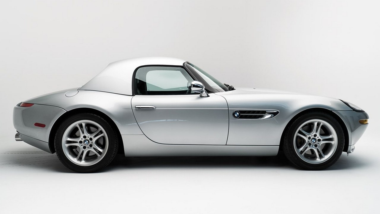 BMW Z8. Image credit: RM Sotheby's