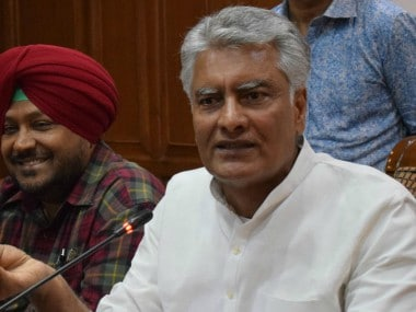 Gurdaspur by-election: Congress candidate Sunil Jakhar says BJP must see writing on wall