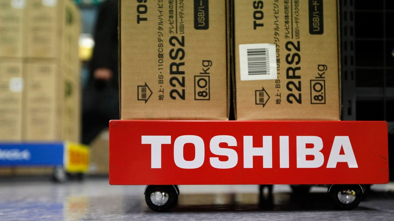 Argyle Street Management asks Toshiba to exit its TEC business to bolster profits
