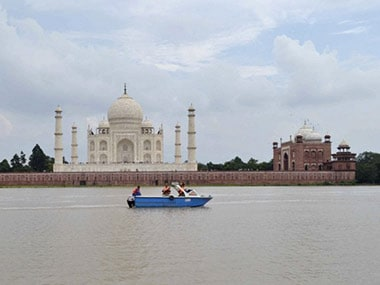 Another blow for Taj Mahal: Monument doesnt feature in list of 14 sites part of Centres Adopt a Heritage scheme