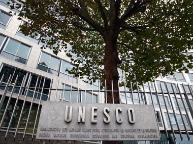 File image of UNESCO headquarters. AP