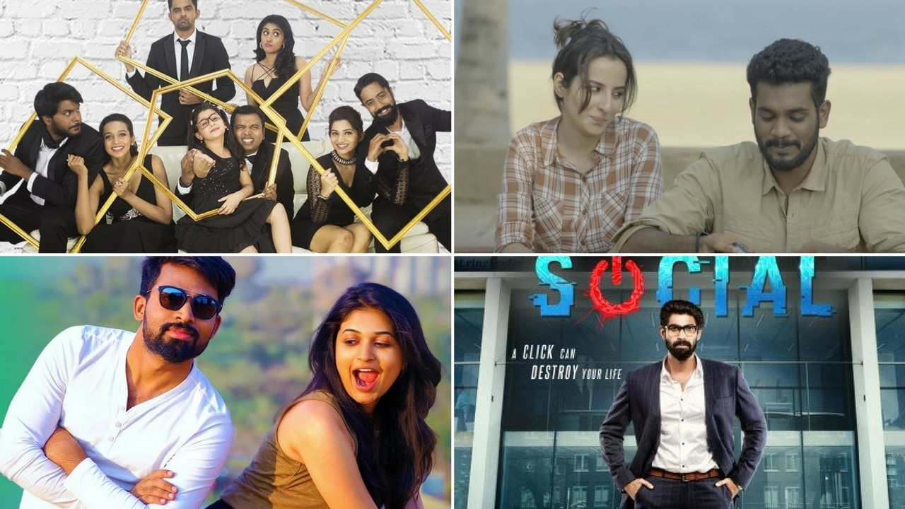 Social, As I Am Suffering From Kadhal, Youthappam and other must-watch south Indian web series