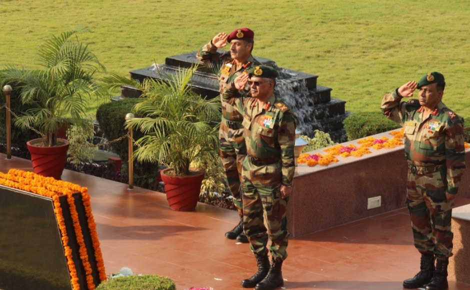 Prime Minister Narendra Modi on Friday extended wishes to the Indian Army on the 70th Infantry Day. Twitter@NorthernComd_IA
