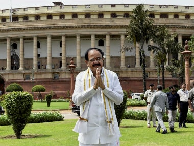 Venkaiah Naidu urges Parliament, politicians and press to do more for improve rural India