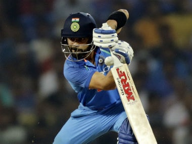 Virat Kohli has had a superb run of captaincy in recent times, leading his side to nine wins in the last 10 matches. AP