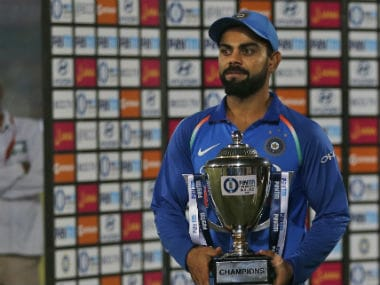 Virat Kohli-led India favourites to win 2019 World Cup in England, says Virender Sehwag