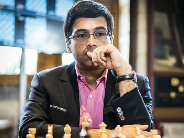 File image of Viswanathan Anand. Image credit: Official website of Grand Chess Tour