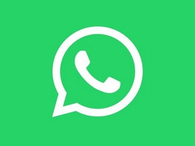 The WhatsApp app logo, WhatsApp
