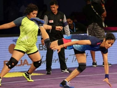 File image of Women's Kabaddi Challenge. Image courtesy Pro Kabaddi League