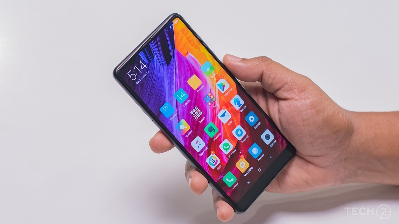 Xiaomi Mi Mix 2 Review Master 1280 720
