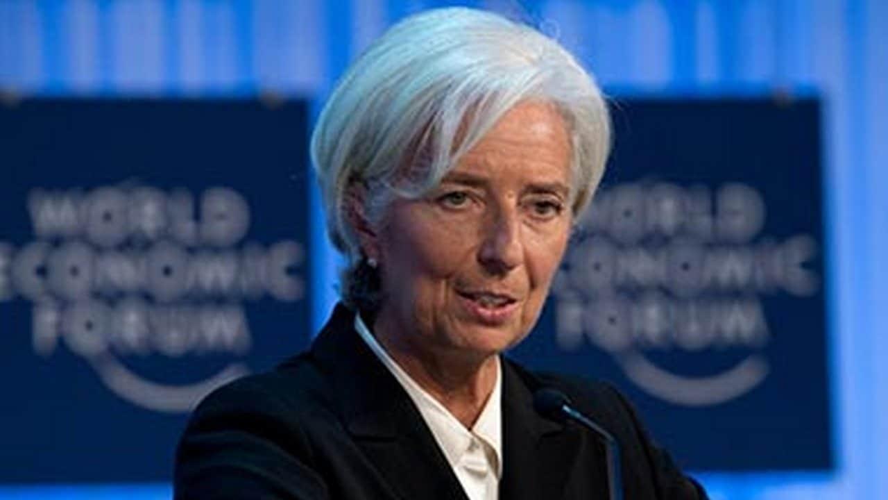 IMF Chief Christine Lagarde Hails Indian Economy, Says It